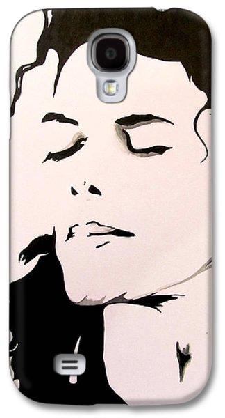 Michael Jackson Galaxy S4 Case by Gopal Maheshwari