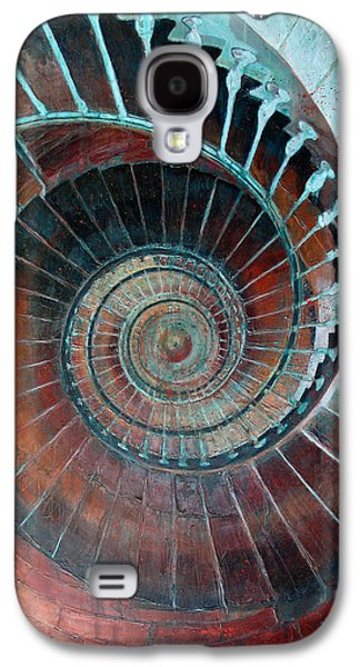 Feel Your Presence And Its Inherent Vibration Galaxy S4 Case
