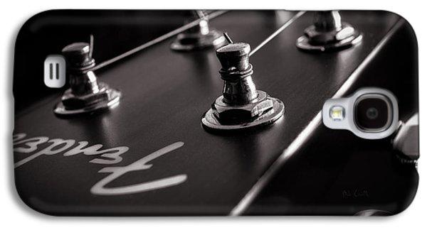 Guitar Galaxy S4 Case - Fender Acoustic I by Bob Orsillo
