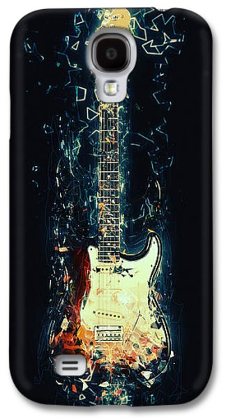 Fender Strat Galaxy S4 Case