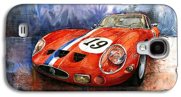 Ferrari 250 Gto 1963 Galaxy S4 Case by Yuriy  Shevchuk