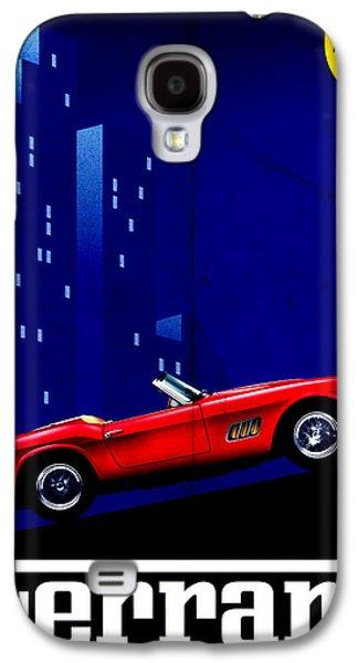 Ferrari Galaxy S4 Case by Mark Rogan
