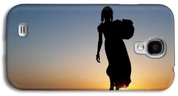 Fetching Water Galaxy S4 Case