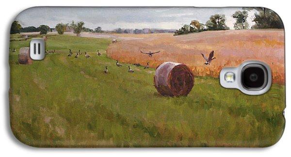 Field Day Galaxy S4 Case by Scott Harding