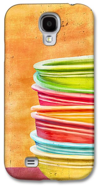 Fiesta 2 Galaxy S4 Case by Brenda Bryant