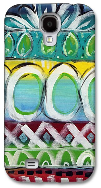 Fiesta - Colorful Painting Galaxy S4 Case