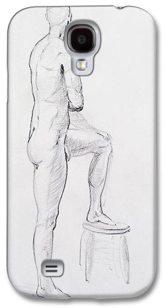 Figure Drawing Study Iv Galaxy S4 Case