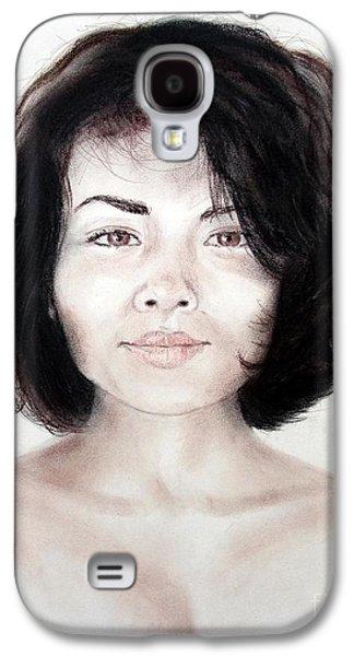 Filipina Beauty II Galaxy S4 Case