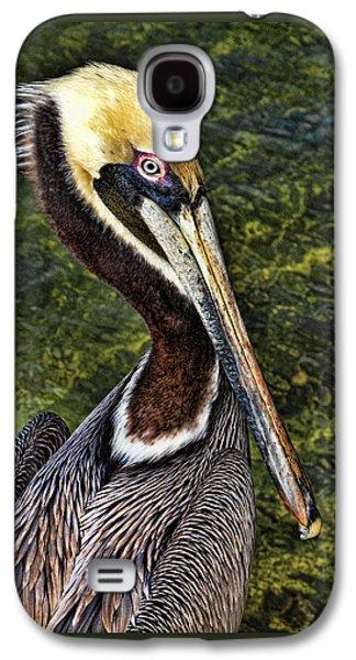 Pelican Close Up Galaxy S4 Case