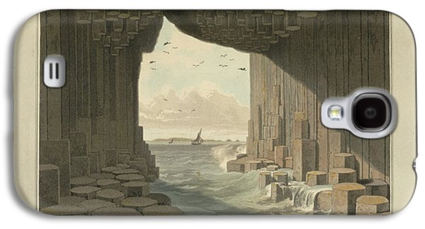 Fingal's Cave Galaxy S4 Case