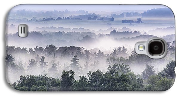 Finger Lakes Morning Galaxy S4 Case by Michele Steffey