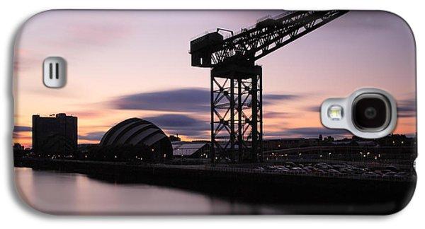 Finnieston Crane Glasgow  Galaxy S4 Case