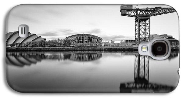 Finnieston Crane Glasgow Galaxy S4 Case by John Farnan