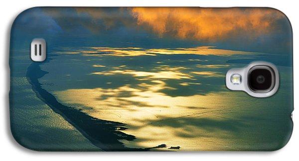 Fire Island Galaxy S4 Case by Laura Fasulo