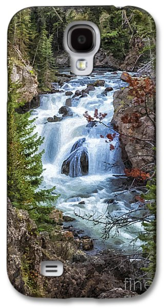 Firehole Falls Galaxy S4 Case