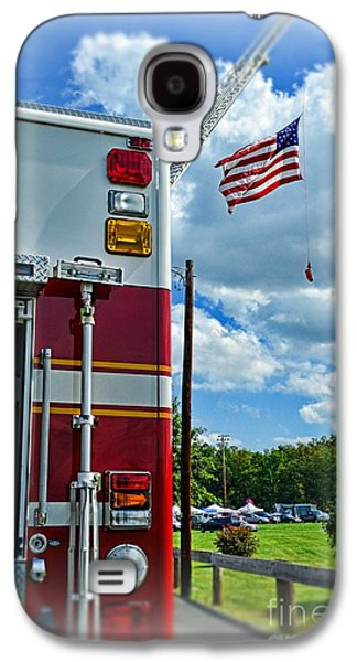 Fireman - Proudly They Serve Galaxy S4 Case