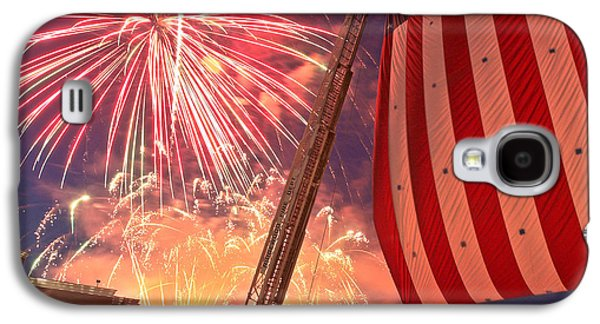 Fireworks Galaxy S4 Case