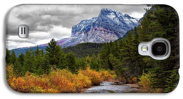 First Dusting Of Snow Galaxy S4 Case