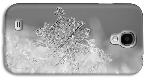 First Snowflake Galaxy S4 Case