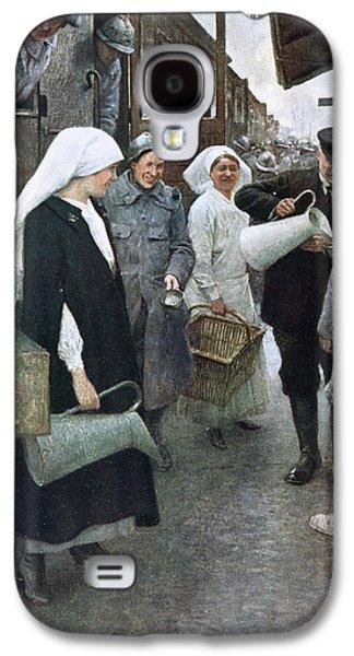 First World War (1914-1918 Galaxy S4 Case