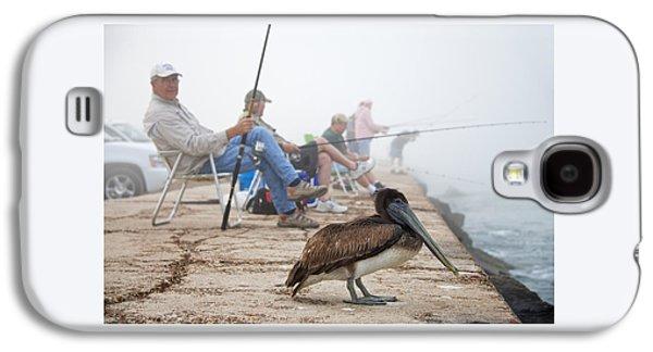 Port Aransas Texas Galaxy S4 Case