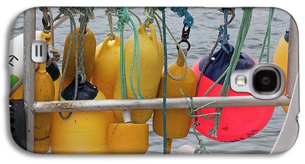 Fishing Boat Floats Galaxy S4 Case