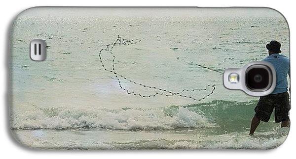Beautiful Galaxy S4 Case - #fishing #florida #clearwaterbeach by Georgia Fowler