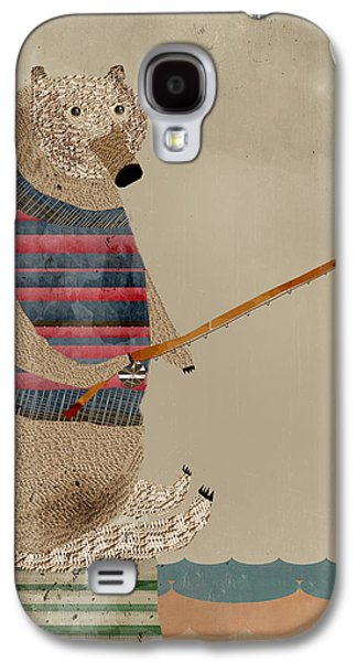 Fishing For Supper Galaxy S4 Case