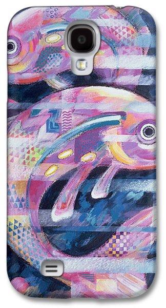 Fishstream Galaxy S4 Case by Sarah Porter