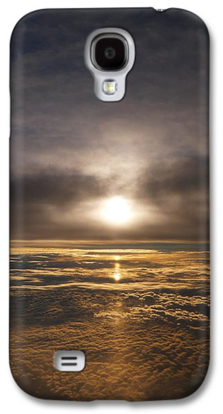 Five And A Half Mile Sunset Galaxy S4 Case by Richard Reeve
