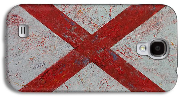 Alabama Galaxy S4 Case by Michael Creese