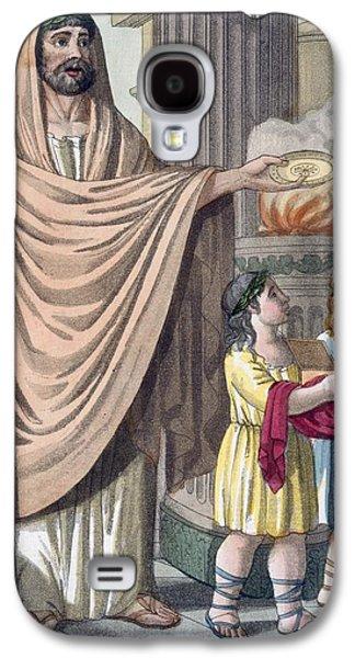 Flamen, 1796 Galaxy S4 Case by Jacques Grasset de Saint-Sauveur
