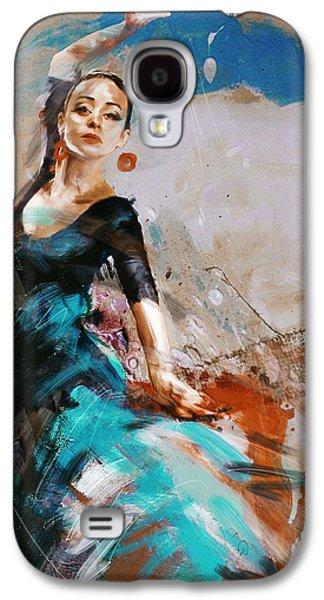 Flamenco 42 Galaxy S4 Case