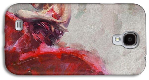 Flamenco 53 Galaxy S4 Case