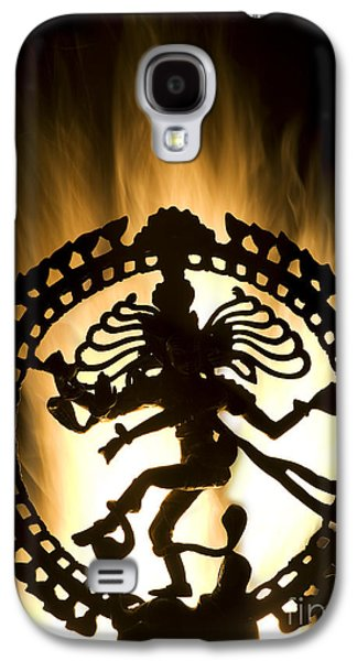Flaming Natarja Galaxy S4 Case by Tim Gainey