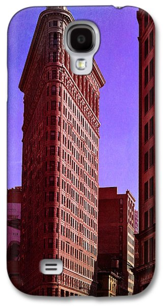 Flat Iron  Galaxy S4 Case by Laura Fasulo
