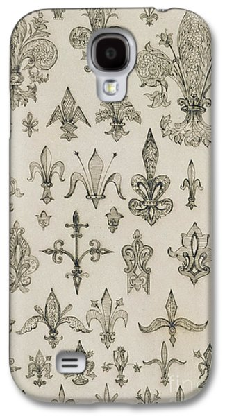 Fleur De Lys Designs From Every Age And From All Around The World Galaxy S4 Case