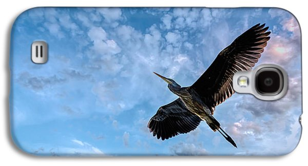 Flight Of The Heron Galaxy S4 Case