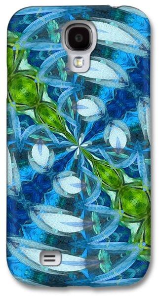 Float 3 Pattern Galaxy S4 Case