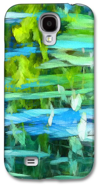 Float 4 Vertical Galaxy S4 Case