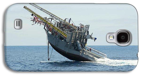 Floating Instrument Platform (flip) Galaxy S4 Case