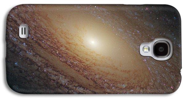 Flocculent Spiral Galaxy Ngc 2841 Galaxy S4 Case