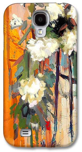 Floral 17 Galaxy S4 Case