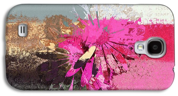 Floral Fiesta - S33ct01 Galaxy S4 Case