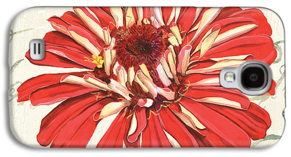 Floral Inspiration 1 Galaxy S4 Case