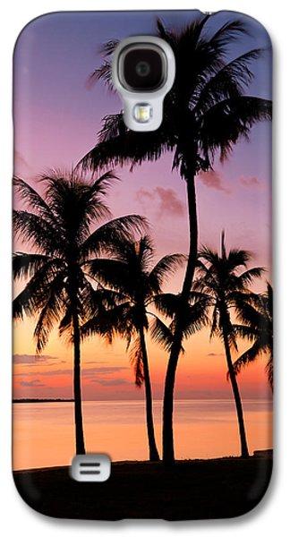 Beach Galaxy S4 Case - Florida Breeze by Chad Dutson