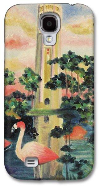 Florida Flamingo's Galaxy S4 Case