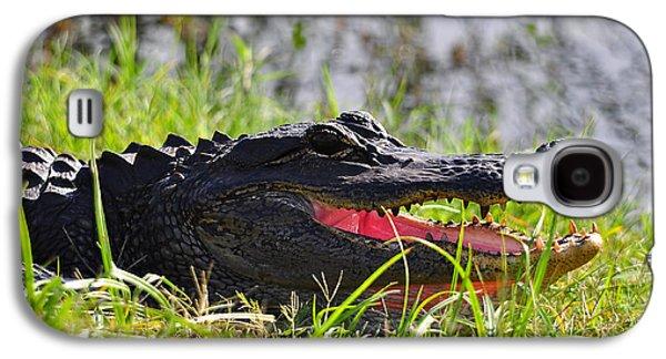 Gator Grin Galaxy S4 Case