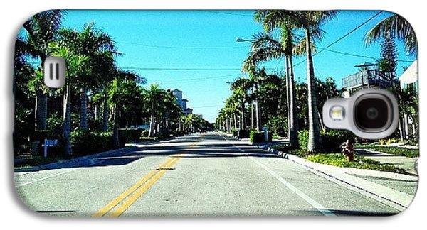 Sunny Galaxy S4 Case - Florida Drive by Jonathan Keane