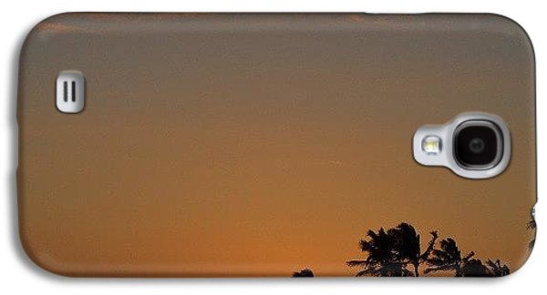 Bright Galaxy S4 Case - Florida Sunsets by Alexa V